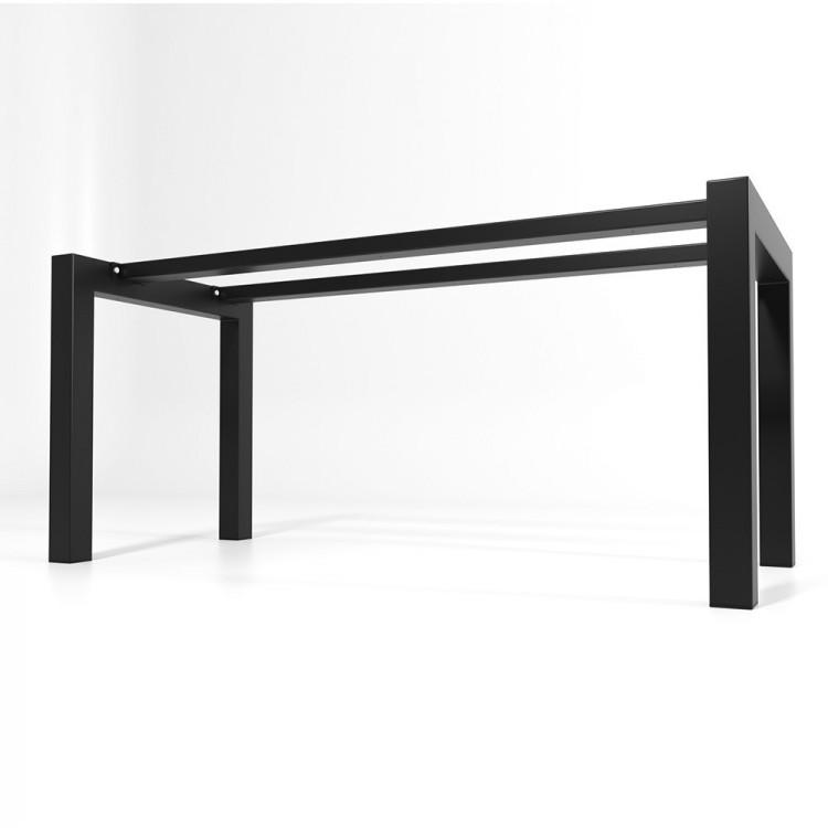 Tavolo Con Piede Centrale gambe per tavolo in ferro, piedi per tavolo in metallo - taormina design
