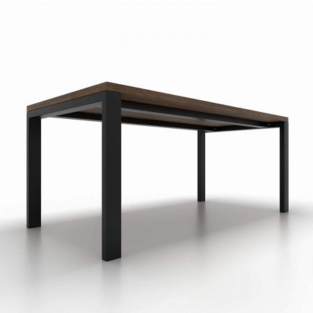 2x Pieds de table avec 2...