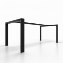 Metal table legs with...