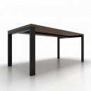 2x Pieds de table avec...
